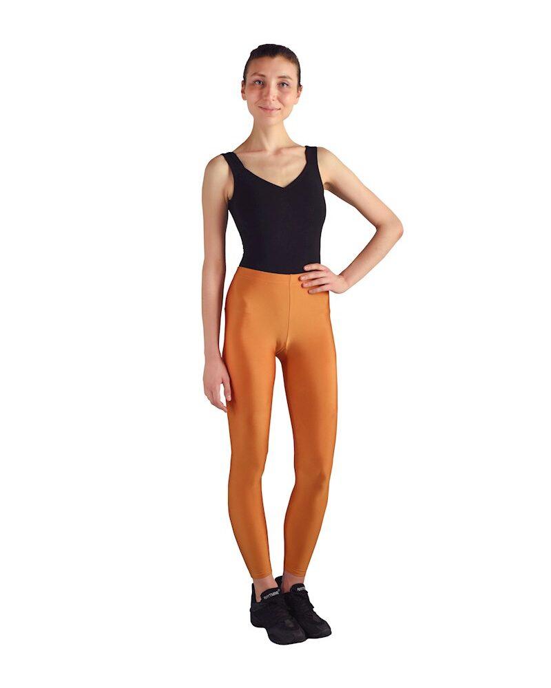 DUNE Girls/Womens Shiny Seamless High Waist 7 8 LYCRA Leggings