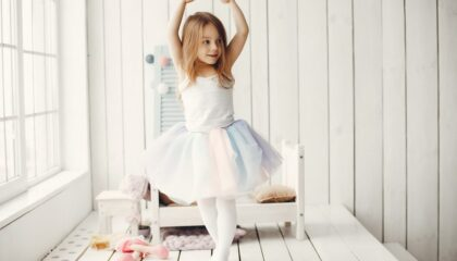 What should children wear to a first Ballet Lesson?